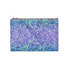 Glitter 2 Cosmetic Bag (Medium)