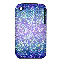 Glitter 2 Apple iPhone 3G/3GS Hardshell Case (PC+Silicone)