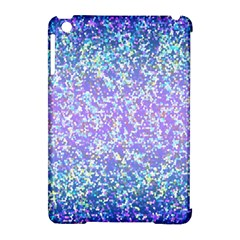 Glitter 2 Apple iPad Mini Hardshell Case (Compatible with Smart Cover)