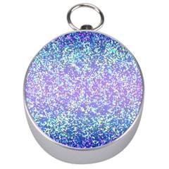Glitter 2 Silver Compasses