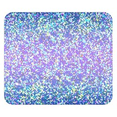 Glitter 2 Double Sided Flano Blanket (Small)