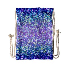 Glitter 2 Drawstring Bag (Small)