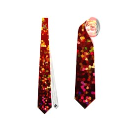 Glitter 3 Neckties (two Side)