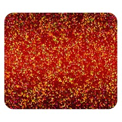 Glitter 3 Double Sided Flano Blanket (Small)