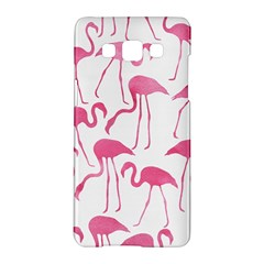 Pink Flamingos Pattern Samsung Galaxy A5 Hardshell Case