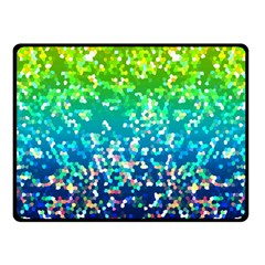 Glitter 4 Fleece Blanket (small)
