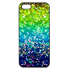 Glitter 4 Apple iPhone 5 Seamless Case (Black)