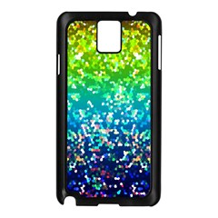 Glitter 4 Samsung Galaxy Note 3 N9005 Case (Black)