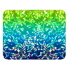 Glitter 4 Double Sided Flano Blanket (Large)