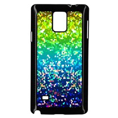 Glitter 4 Samsung Galaxy Note 4 Case (black)