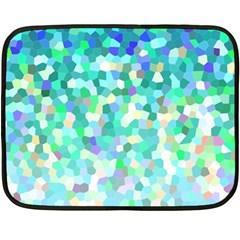 Mosaic Sparkley 1 Fleece Blanket (mini)