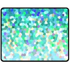 Mosaic Sparkley 1 Fleece Blanket (medium)