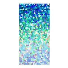 Mosaic Sparkley 1 Shower Curtain 36  x 72  (Stall)