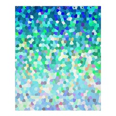 Mosaic Sparkley 1 Shower Curtain 60  x 72  (Medium)