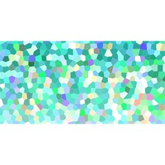Mosaic Sparkley 1 YOU ARE INVITED 3D Greeting Card (8x4)