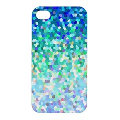 Mosaic Sparkley 1 Apple iPhone 4/4S Premium Hardshell Case