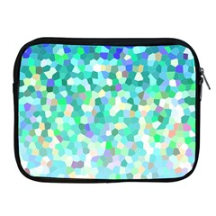 Mosaic Sparkley 1 Apple iPad 2/3/4 Zipper Cases