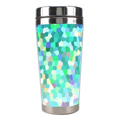 Mosaic Sparkley 1 Stainless Steel Travel Tumblers