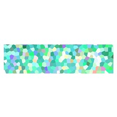 Mosaic Sparkley 1 Satin Scarf (Oblong)
