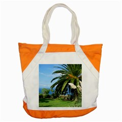 Sunny Tenerife Accent Tote Bag
