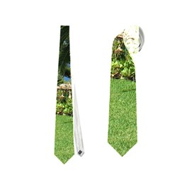 Sunny Tenerife Neckties (Two Side)
