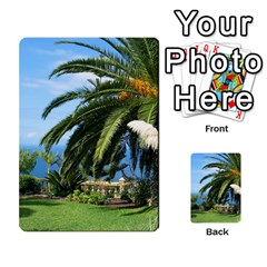Sunny Tenerife Multi Purpose Cards (rectangle)