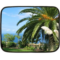 Sunny Tenerife Fleece Blanket (mini)