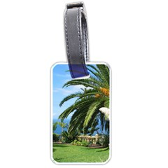 Sunny Tenerife Luggage Tags (One Side)