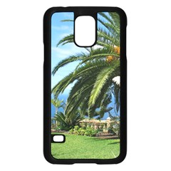 Sunny Tenerife Samsung Galaxy S5 Case (black)
