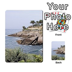 Tenerife,painted Version Multi Purpose Cards (rectangle)