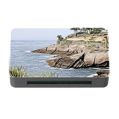 Tenerife,painted Version Memory Card Reader with CF