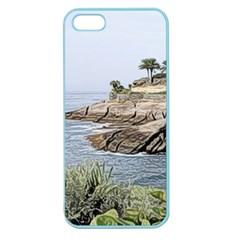 Tenerife,painted Version Apple Seamless iPhone 5 Case (Color)