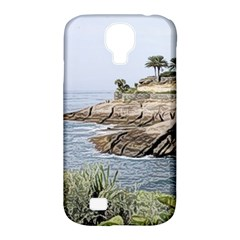 Tenerife,painted Version Samsung Galaxy S4 Classic Hardshell Case (PC+Silicone)