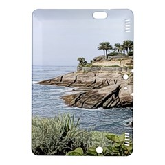 Tenerife,painted Version Kindle Fire HDX 8.9  Hardshell Case