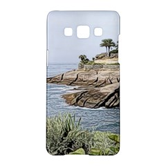 Tenerife,painted Version Samsung Galaxy A5 Hardshell Case