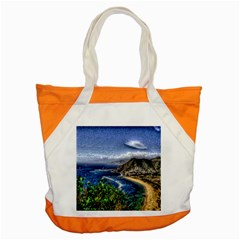 Tenerife 12 Effect Accent Tote Bag
