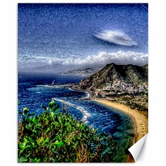 Tenerife 12 Effect Canvas 16  X 20