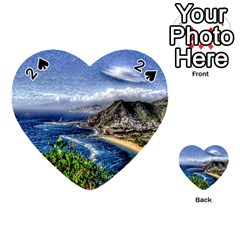Tenerife 12 Effect Playing Cards 54 (Heart)