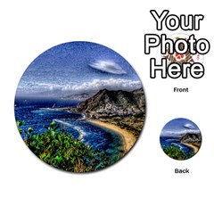 Tenerife 12 Effect Multi-purpose Cards (Round)