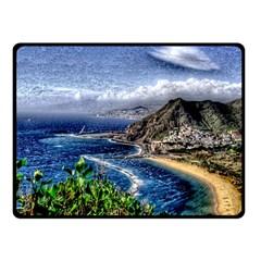 Tenerife 12 Effect Fleece Blanket (Small)