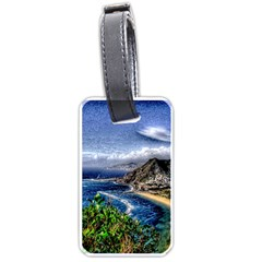 Tenerife 12 Effect Luggage Tags (One Side)