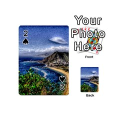 Tenerife 12 Effect Playing Cards 54 (Mini)