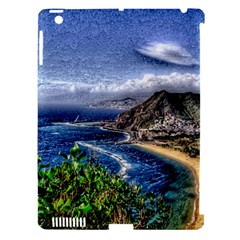 Tenerife 12 Effect Apple iPad 3/4 Hardshell Case (Compatible with Smart Cover)
