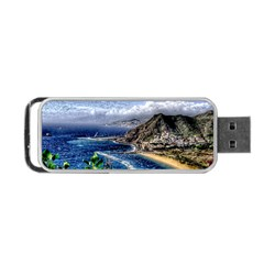Tenerife 12 Effect Portable USB Flash (One Side)