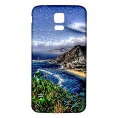 Tenerife 12 Effect Samsung Galaxy S5 Back Case (White)