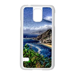 Tenerife 12 Effect Samsung Galaxy S5 Case (White)