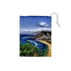 Tenerife 12 Effect Drawstring Pouches (Small)
