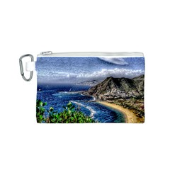 Tenerife 12 Effect Canvas Cosmetic Bag (S)