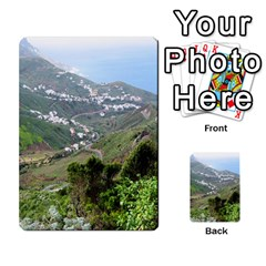 Tenerife 10 Multi-purpose Cards (Rectangle)