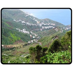 Tenerife 10 Fleece Blanket (medium)
